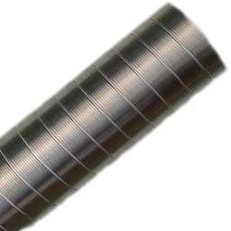 Aluminiumslang till ventilationssystem