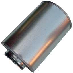 Ljuddämpare till ventilationssystem